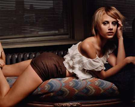 Brittany Murphy Actress & ex Jordache Jeans model