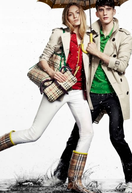 Burberry April Showers - Burberry Brit