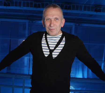 Jean Paul Gaultier leaving Hermès