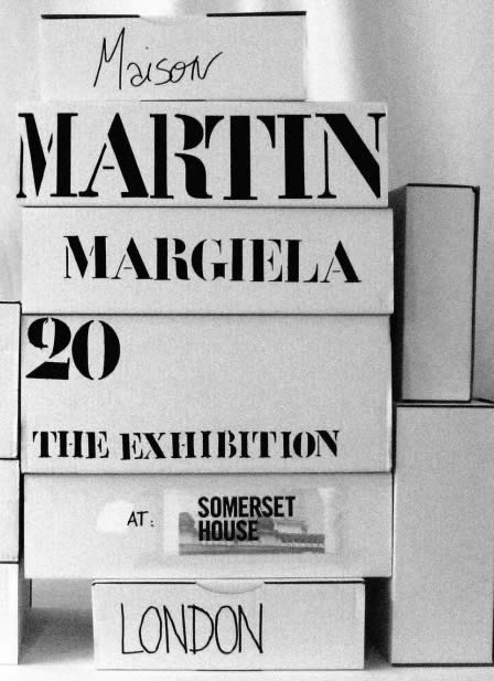 Maison Martin Margiela '20' exhibition comes to London