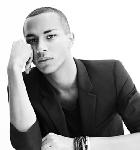 Olivier Rousteing Named New Designer at Balmain
