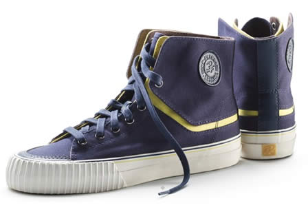 PF Flyers Introduces the Box Cut Center Hi