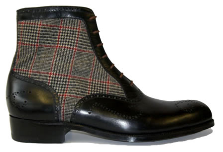 Stowers x Carreducker Oxford Boot