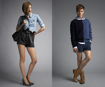 Acne Jeans + Acne Clothing = Individuality