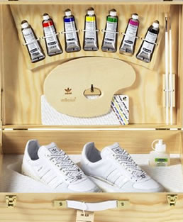 Adicolor Trainers by Adidas - Adicolor Customised Sneakers