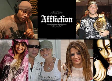 Affliction T-shirt > Affliction Jeans!