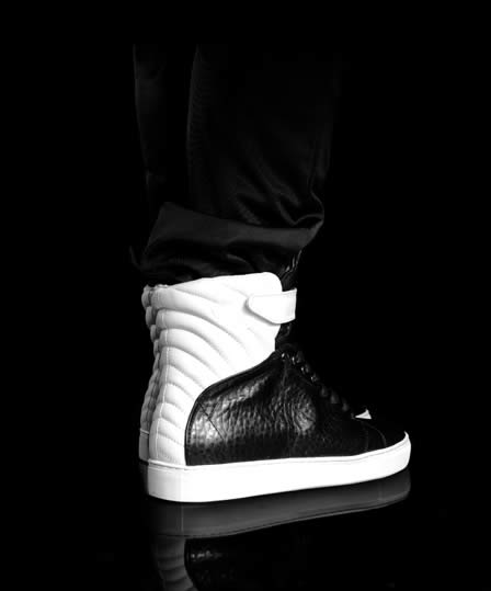 Android Homme Sneakers Spring 2010 Campaign