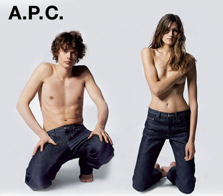 APC Raw Denim - new collection!