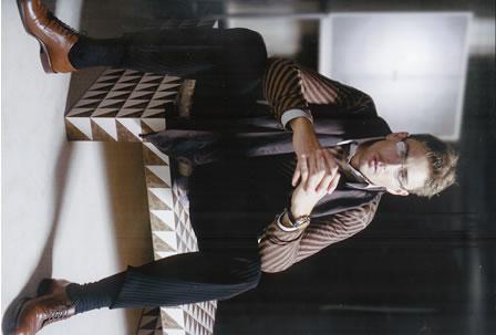 Armani Clothing + Armani Collezioni A/W 2006