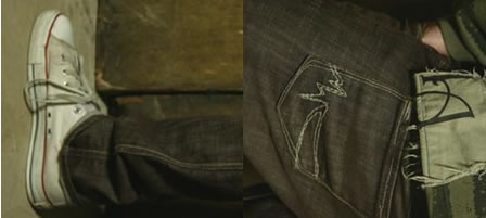 Iron Army Jeans + Iron Army Clothing = Strength!