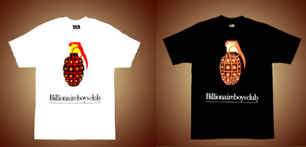 BBC T-shirt + Billionaire Boys Club Clothing