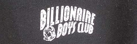 BBC Clothing + Billionaire Boys Club = NYC 2007