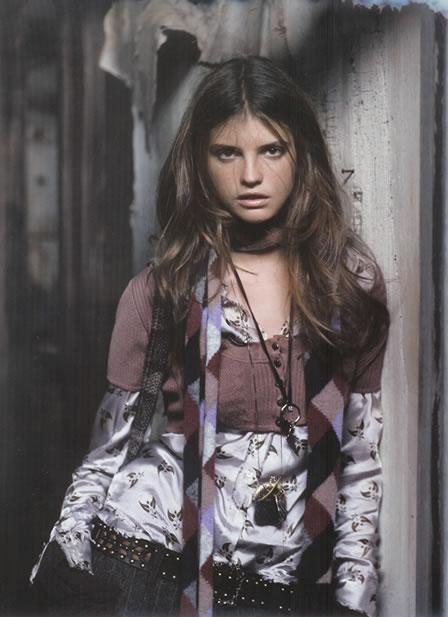 Hugo Boss Clothing + Boho Chic?