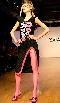 B-Rude Clothing by Boy George of Culture Club