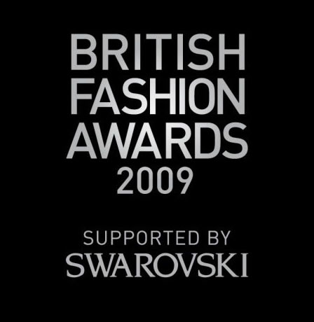 British Fashion Awards 2009 - supported by Swarovski