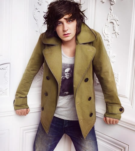 Burberry Jacket and Coat 2010