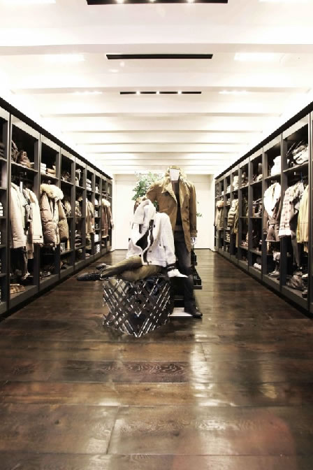 Burberry Shop Milano