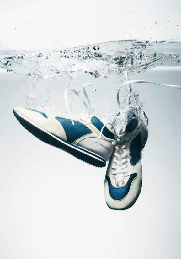 Burberry Trainers - Burberry Brights, 2011 Advertising Campaign