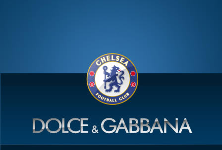 DOLCE & GABBANA AND CHELSEA FC