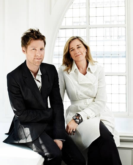 <br /> Christopher Bailey, Burberry Chief Creative Officer