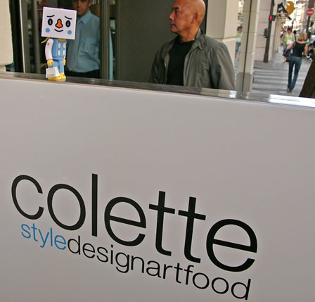 Colette to get a Face Lift