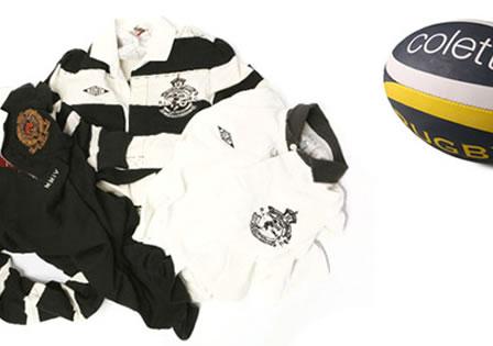 Ralph Lauren Rugby Shirt + Colette