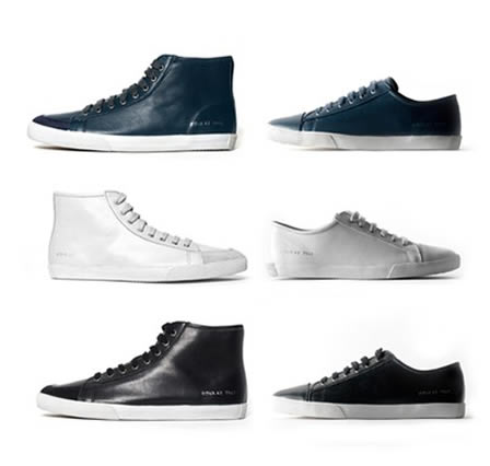 Common Projects x Evisu Trainers