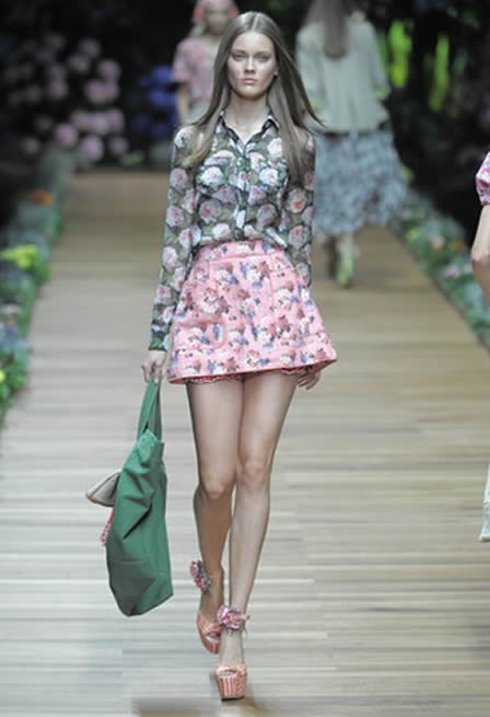 D&G Clothing Spring 2011