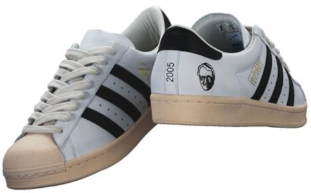 Adi Dassler Trainers + Adi Dassler Sneakers = Heritage!
