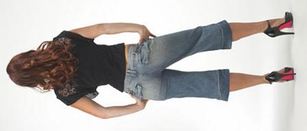 Del Forte Denim + Del Forte Jeans = Eco-Chic!