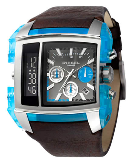 Diesel X-Ray Watches 2010 Collection