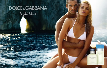 Dolce & Gabbana's Light Blue