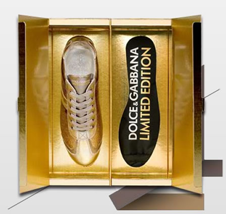 D&G Trainers Limited Edition