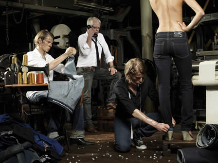 Dr Denim Jeans + Scandinavian Jeans