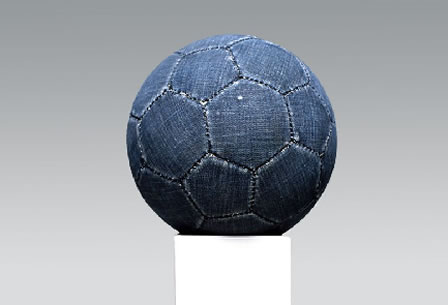 Emperors of Honor Denim Football
