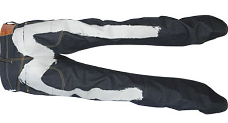 Evisu Jeans + Evisu Heritage Line
