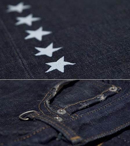 Levi's Fenom Jeans = Hiroshi Fujiwara, Fragment