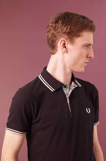 Fred Perry for Liberty Spring/Summer 2010