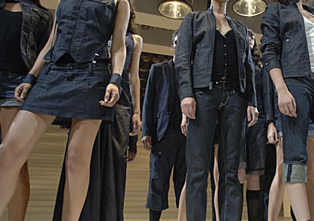 G-Star Jeans x G-Star Clothing = Stateside!