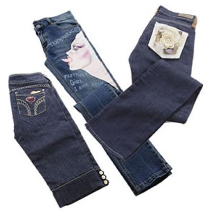 Designer Jeans + Celebrity Jeans = Jeans 4 Genes