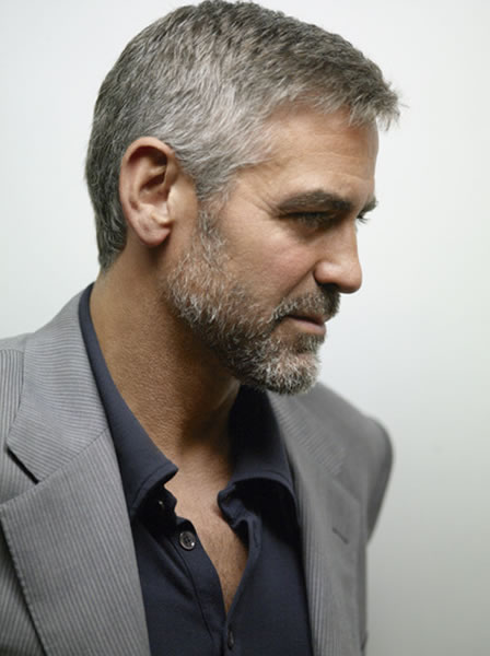 George Clooney Clothing - Think not!
