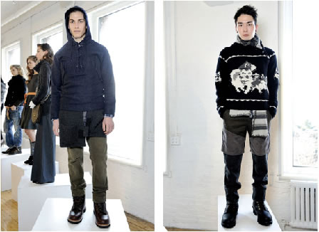 Gilded Age Fall/Winter 2011 Collection