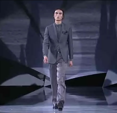Giorgio Armani Clothing - Spring/Summer 2009