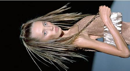 Giorgio Armani + Beyonce = Anorexic Unfashionable!