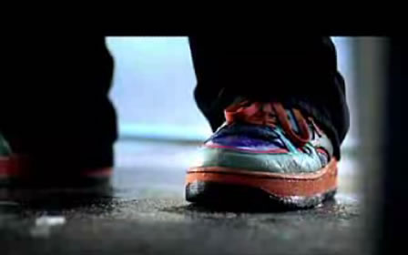 Greedy Genius Sneakers appear in Toyota commercial