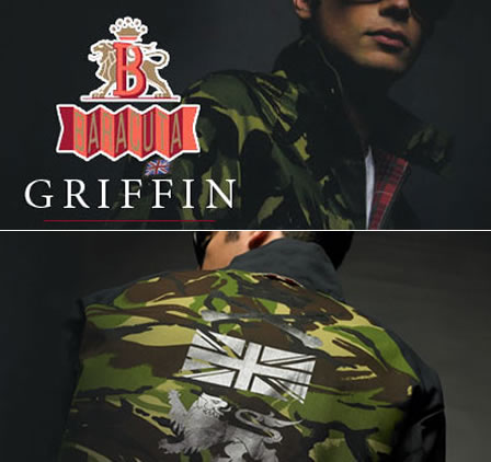 Limited Edition Griffin X Baracuta G9 Jacket