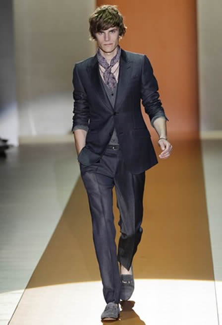Gucci Men's RTW Spring 2011