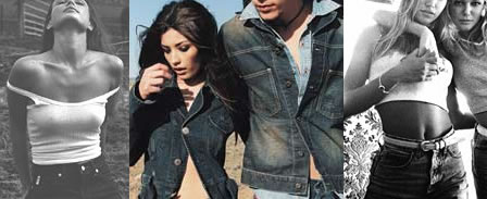 Guess Jeans + Guess Clothing = Top Denim Brand Online?