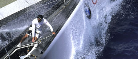 Henri Lloyd Clothing + Henri Lloyd Jacket = Nautical Chic