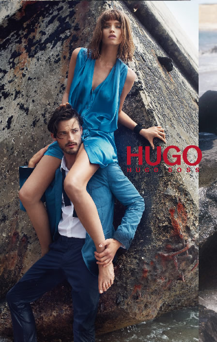 HUGO Menswear Spring/Summer 2011